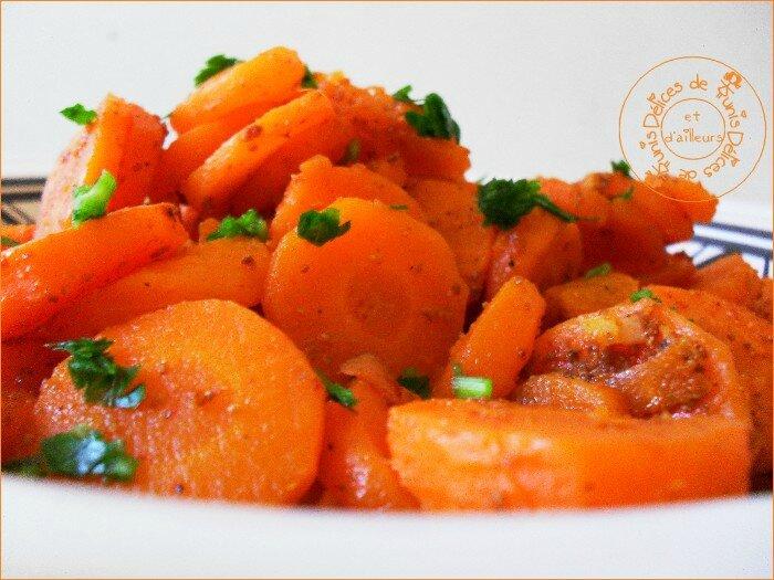 salade carottes piquantes 2