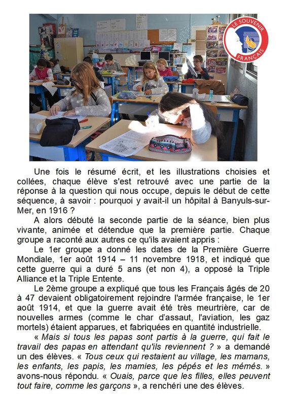 A la découverte de l'hôpital bénévole - Séance 4 -Page 5