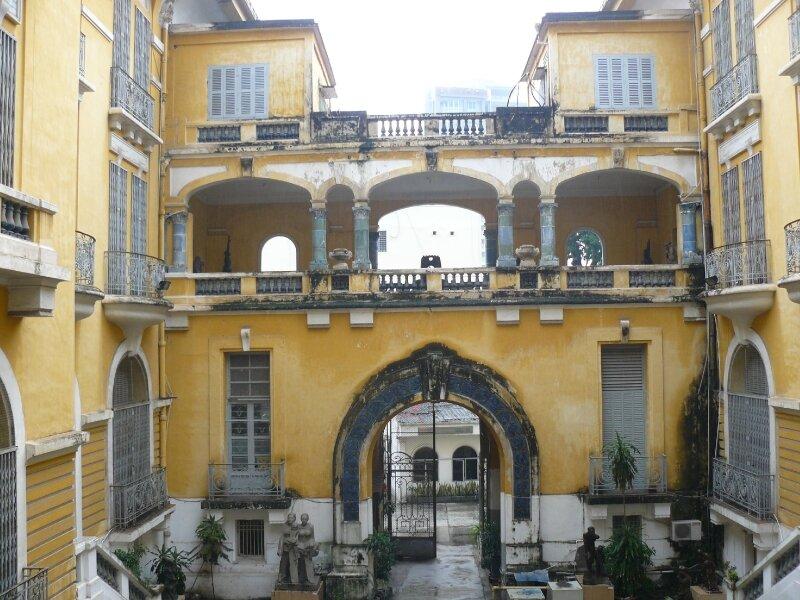 2010-11-06 Ho Chi Minh City - musée des beaux-arts (4)