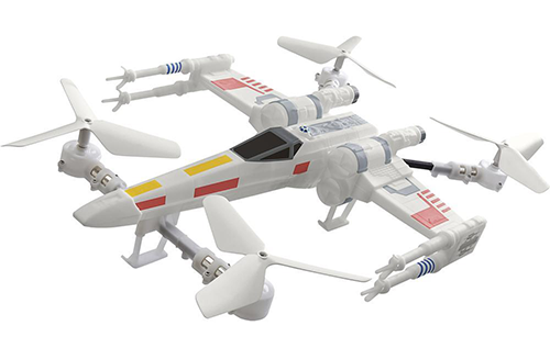 x-wing drone revell