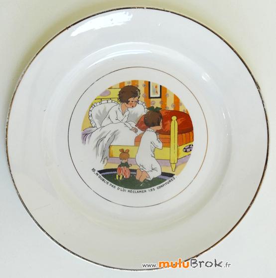 PLAT-ASSIETTE-BICOT-Sarreguemines-1-muluBrok-Vintage