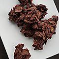 Rocher corn flakes chocolat