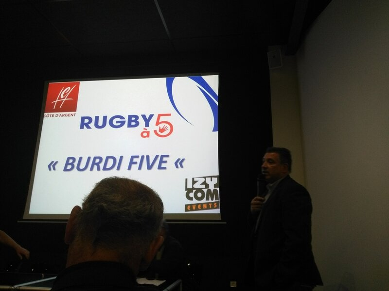 CCAR Responsable Rugby a V : Stéphane BRETHES