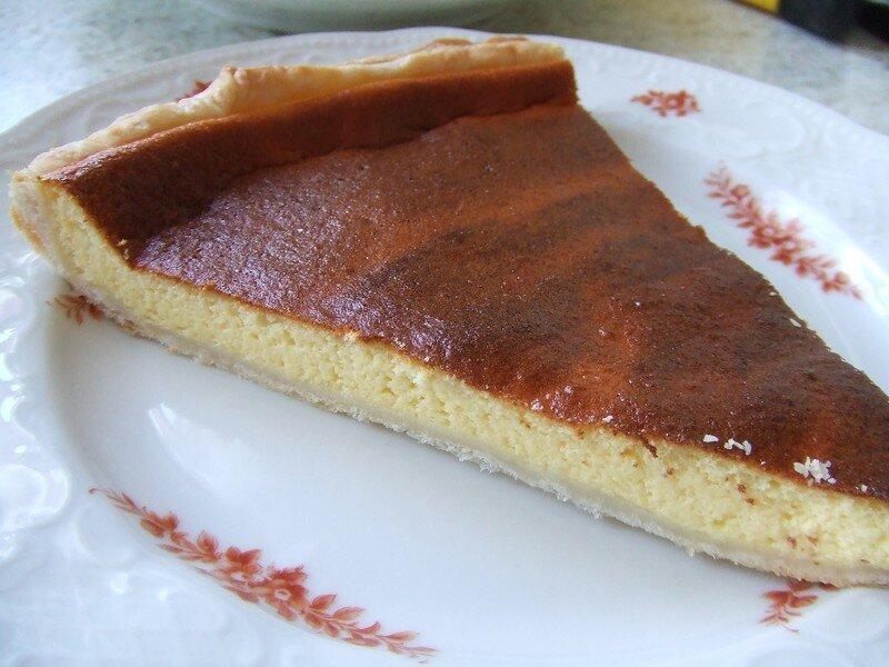 tarte aux petits suisses un deux trois petits plats