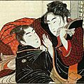 Kitagawa utamaro (4) dans la maison verte