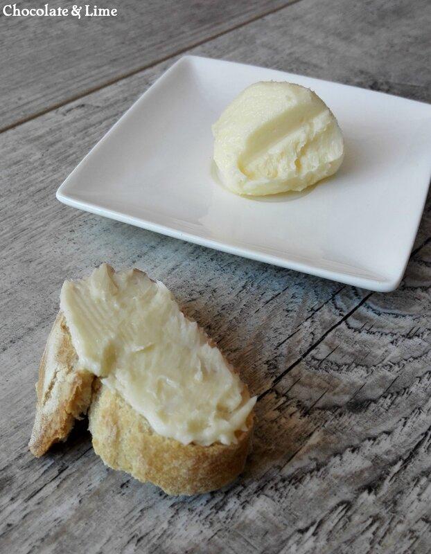 DIY beurre 4