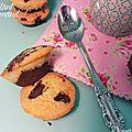 Bouchées chocolat gourmandes (3sp par portion oops)