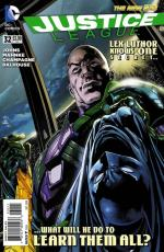 new 52 justice league 32