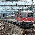 Suisse : ici aussi, une réduction des coûts ferroviaires