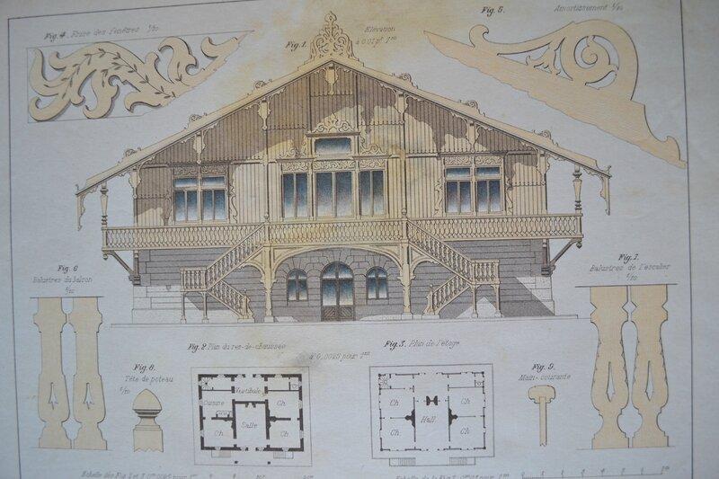 autoconstruction maison bois, maison à pans de bois