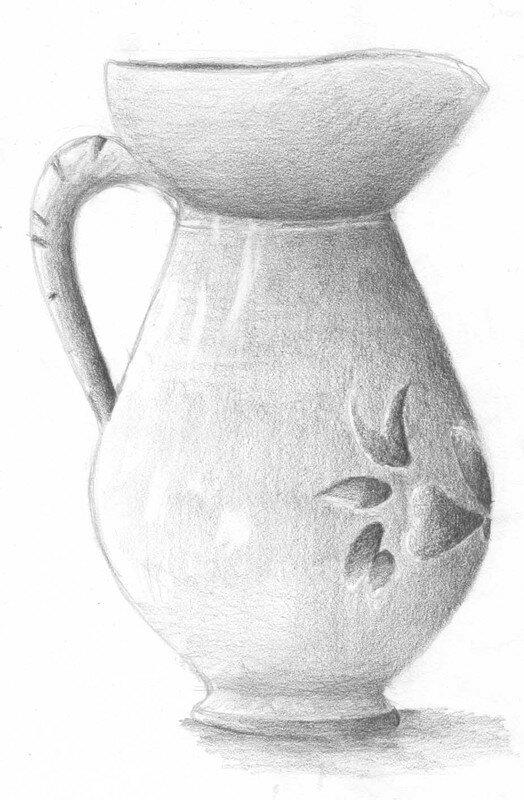 La goutte d 39 eau qui fait d border angebleu - Dessiner un vase ...