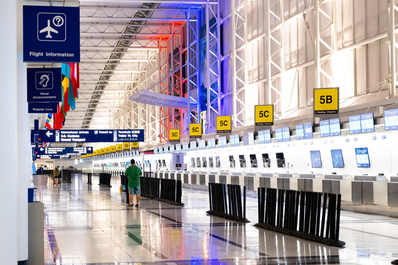 Canva - Airport