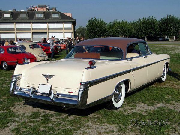 imperial southampton hardtop sedan 1956 b