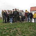 2019-03-12 Promenade Vann Gogh avec VIVES Brugge