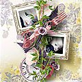 Classic Vintage - Kit collab by Ilonkas Scrapbook Designs & Bee Creation