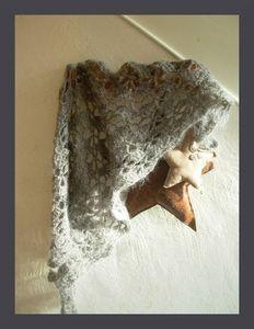 châle au crochet angel 1