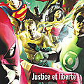 Semic dc justice league