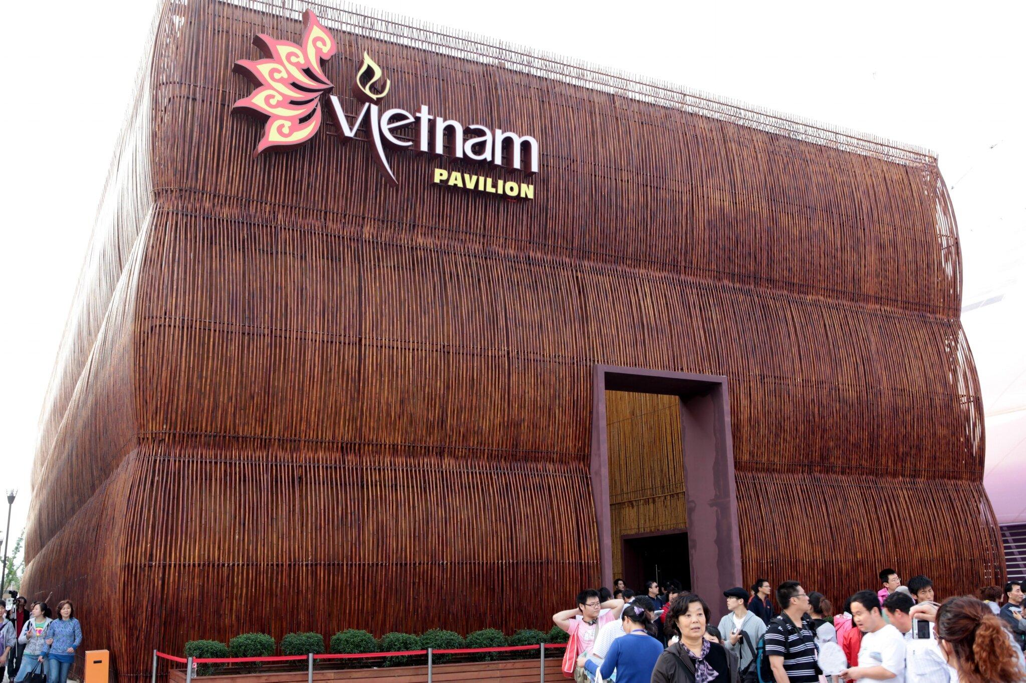 Pavillon du Vietnam