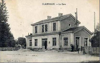 clairvaux gare exter39