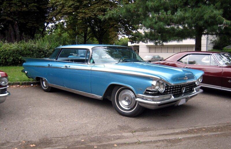 Buick electra hardtop sedan de 1959 (Retrorencard) 01