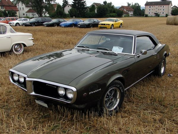 pontiac firebird coupe 1968 3