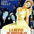 Cover girl/la reine de broadway
