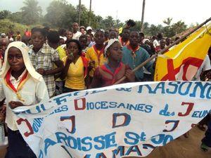 JDJ à Wamaza