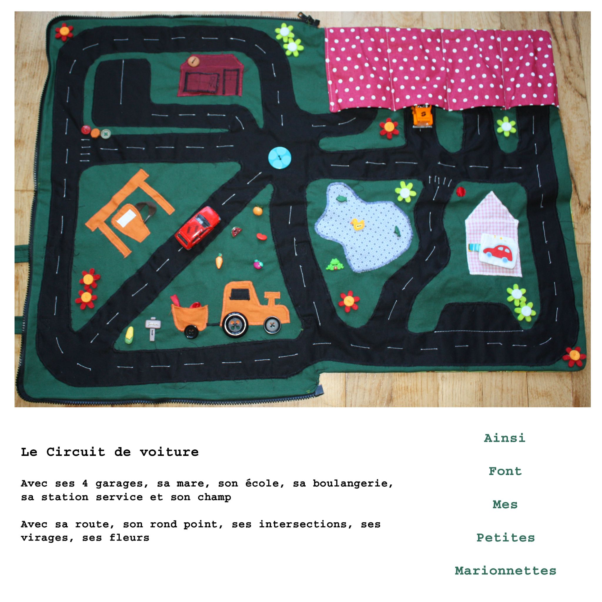 tapis voiture complet