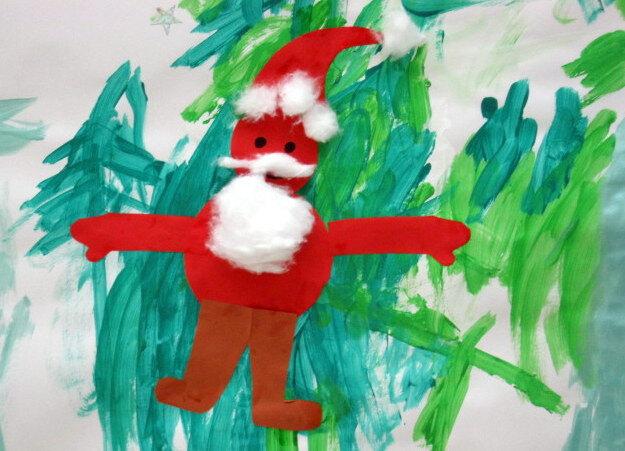 309-Noël et Nouvel an-Calendrier de l'avent géant (38)