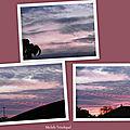Lever de soleil et Balade dans Léon 281118