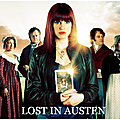 Lost in austen (orgueil et quiproquos) avec jemima rooper, alex kingston, elliot cowan