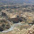 Vue du canyon