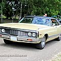 Chrysler new yorker hardtop sedan de 1970 (Retro Meus Auto Madine 2012) 01