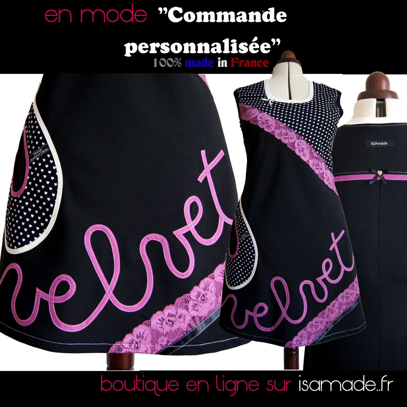 6b15f44c5832 Vous cherchez une robe Originale en taille XXL ou grande taille   contactez  ISAmade ! Le must