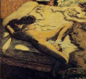 Pierre Bonnard - l'Indolente - 1899