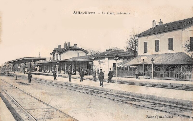 aillevillers 70