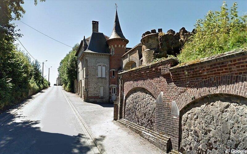 WIGNEHIES-Le Château aux Tourelles