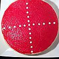 Tiramisu aux fraises de manu