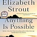 Anything is possible - elizabeth strout (2017)