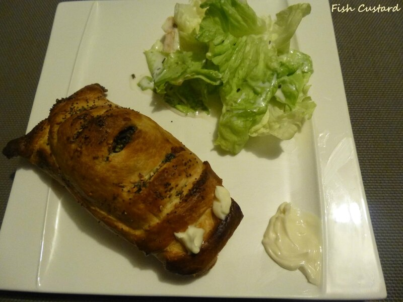 Saumon Wellington (8)