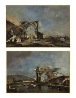 francesco_guardi_capriccio_with_a_ruined_late_gothic_arch_with_fisherm_d5529486h