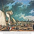 Caen, le port ancien