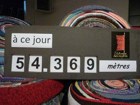 Tricot compteur 54 369