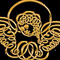 Barres en or