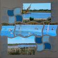 La lagune de sicarex