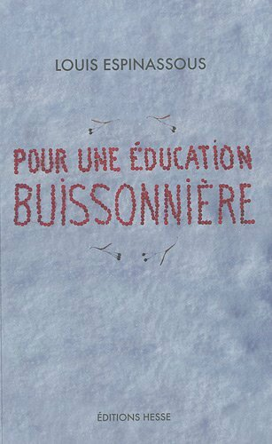 pour une education buissonniere