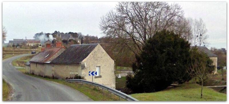 REMENEUIL moulin et prieuré z