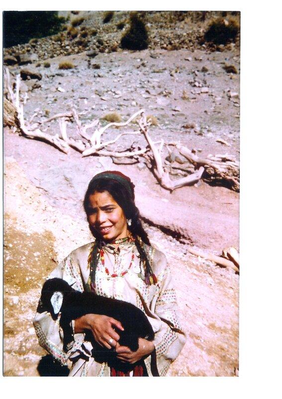 Condition et rôle de la femme dans l'aménagement d'une vallée du Haut Atlas occidental