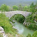 Le pont de madame à la martre