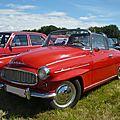 SKODA Felicia cabriolet 1961 Eutingen im Gau (1)